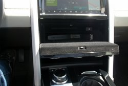 Land Rover Discovery Td6, interior