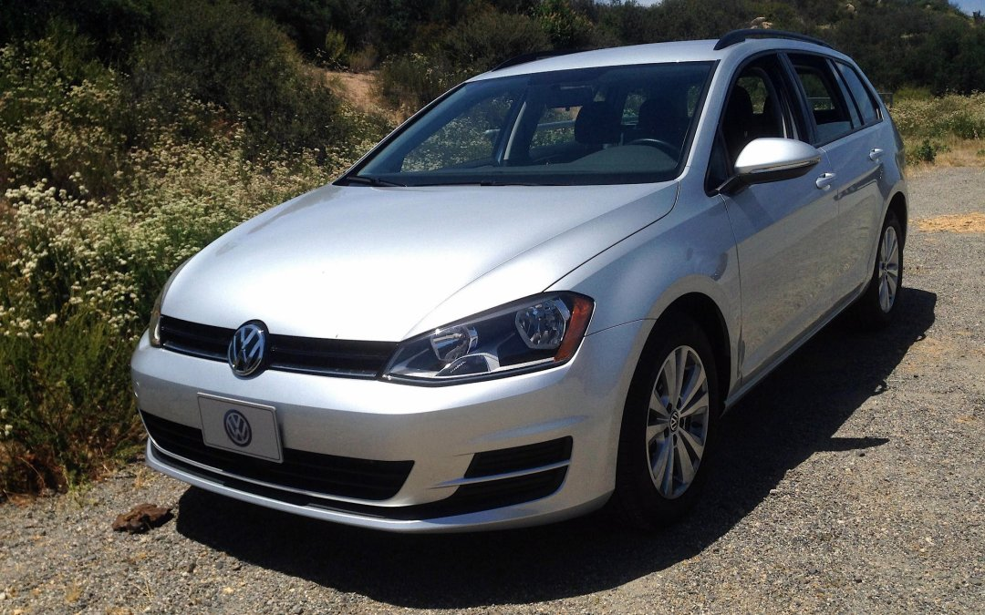 Comparison Road Test: 2017 Volkswagen SportWagen & Alltrack