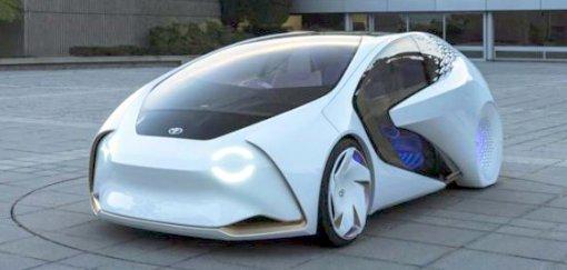 Toyota Concept-i EV
