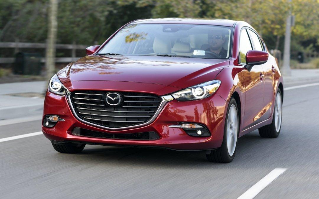 Road Test: 2017 Mazda3 Five-Door
