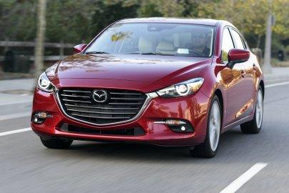 2017 Mazda3 Five-Door