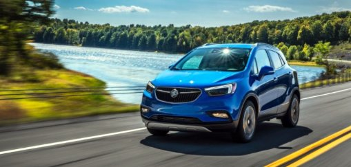 News: Report Says Buick Will Get EV Crossover Based on the Bolt EV