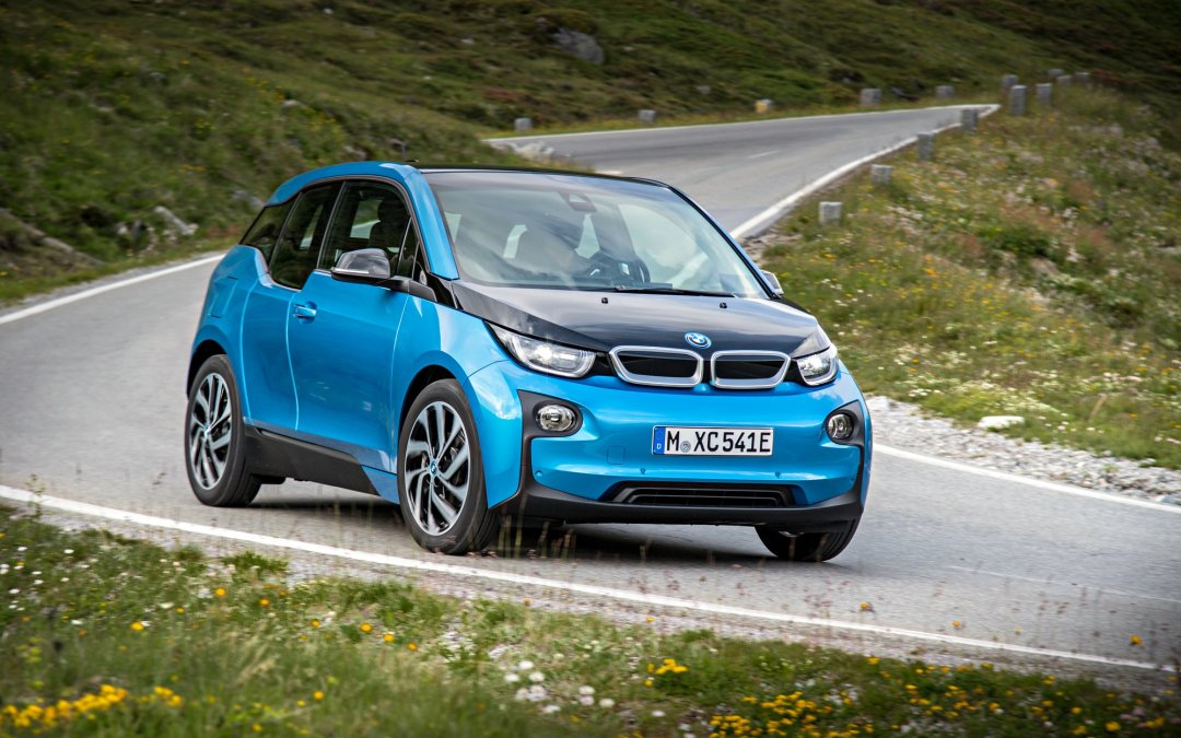 Road Test: 2017 BMW i3 Electric