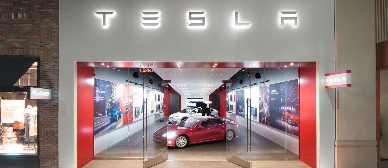 Tesla Shopping