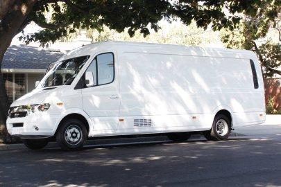 Change Electric Van