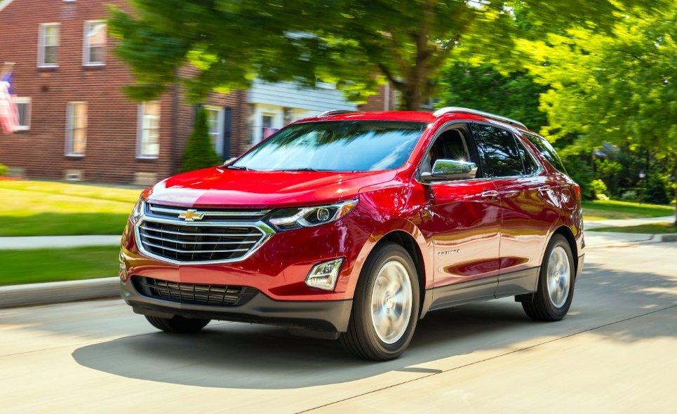 Tech: 2018 Chevrolet Equinox Ecotec 1.6L Turbodiesel
