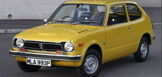 1970s Honda Civic