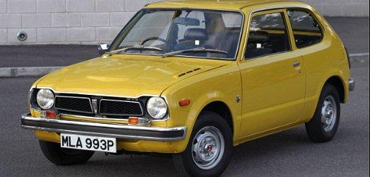 1970s Honda Civic