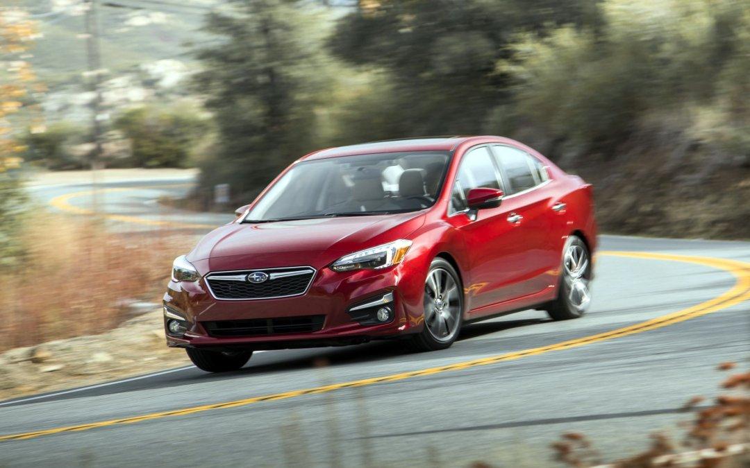 Road Test: 2018 Subaru Impreza Sedan