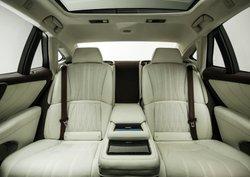 2018 Lexus LS 500,interior