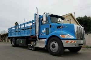 PG&E PHEV Truck