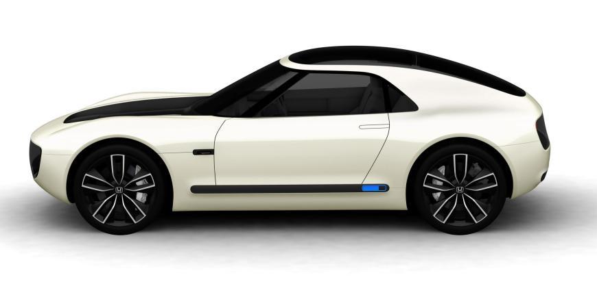 Honda Sports EV, Tokyo Motor Show