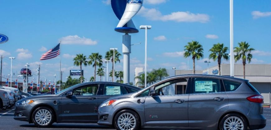 Ford Fusion and C-Max