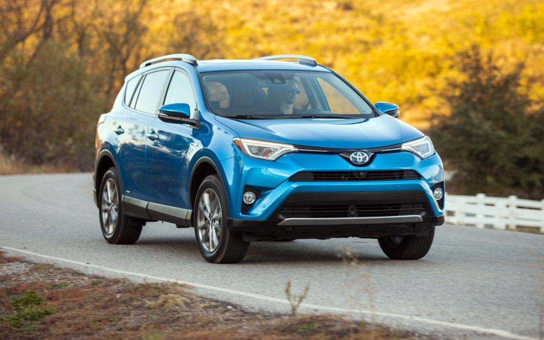 Road Test: 2017 Toyota RAV4 Hybrid XLE AWD