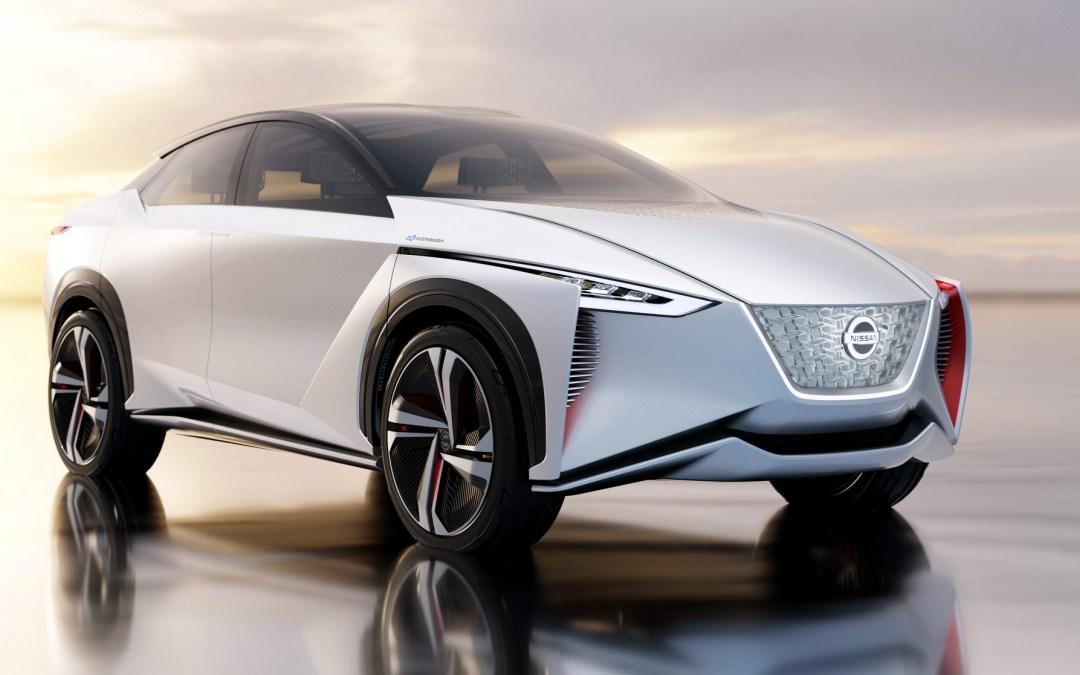 News: Nissan IMx Crossover EV at Tokyo Motor Show