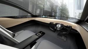 Nissan IMx crossover EV