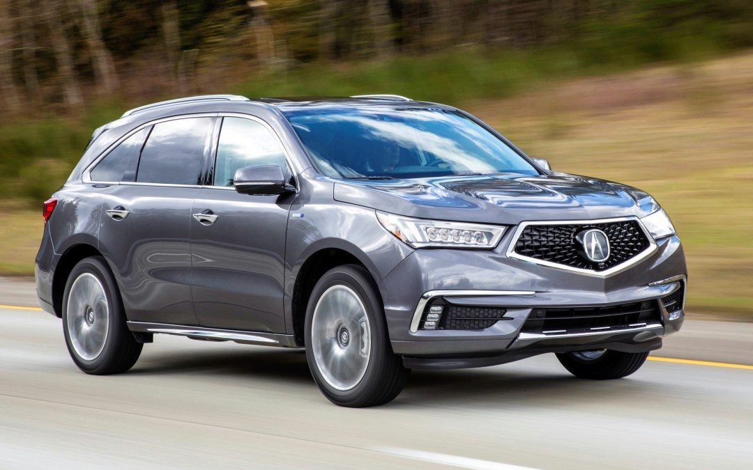 Road Test: 2017 Acura MDX Hybrid