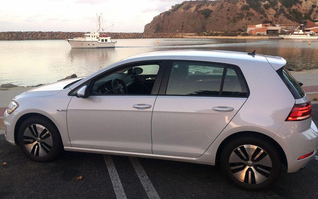 Road Test: 2017 Volkswagen e-Golf SEL Premium