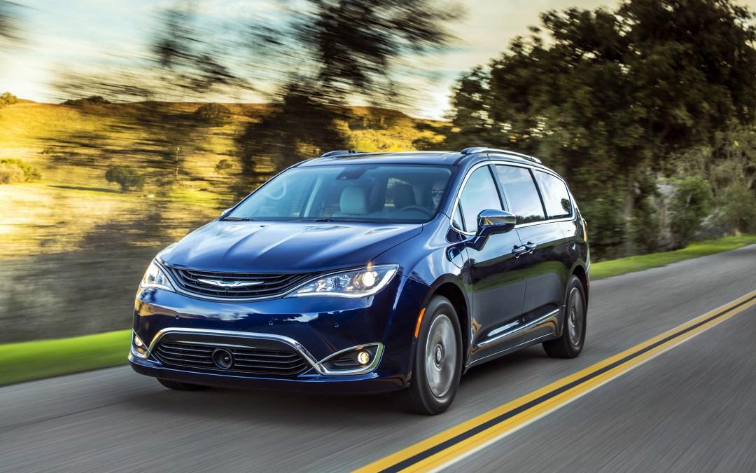 Road Test: 2017 Chrysler Pacifica Hybrid Platinum
