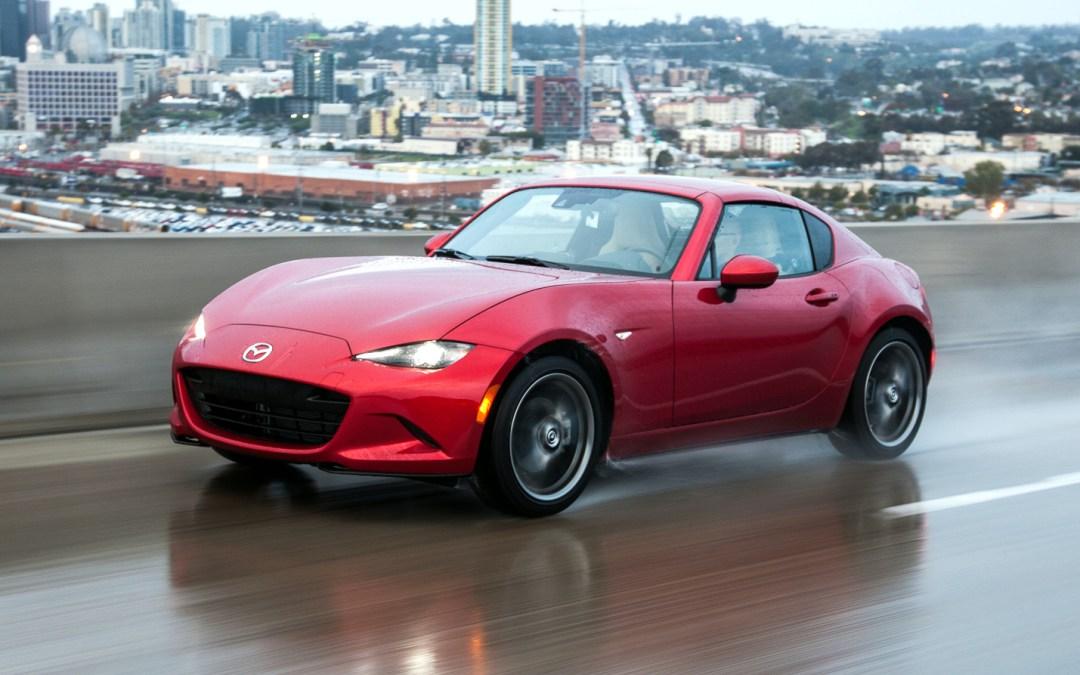 Road Test: 2017 Mazda MX-5 RF