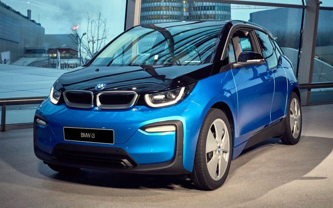 News: BMW Electrification Push Bearing Fruit
