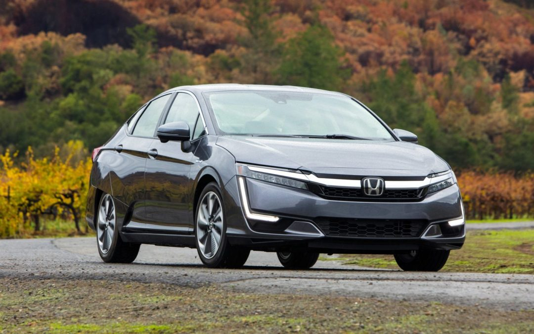 Road Test: 2018 Honda Clarity Plug-in Hybrid