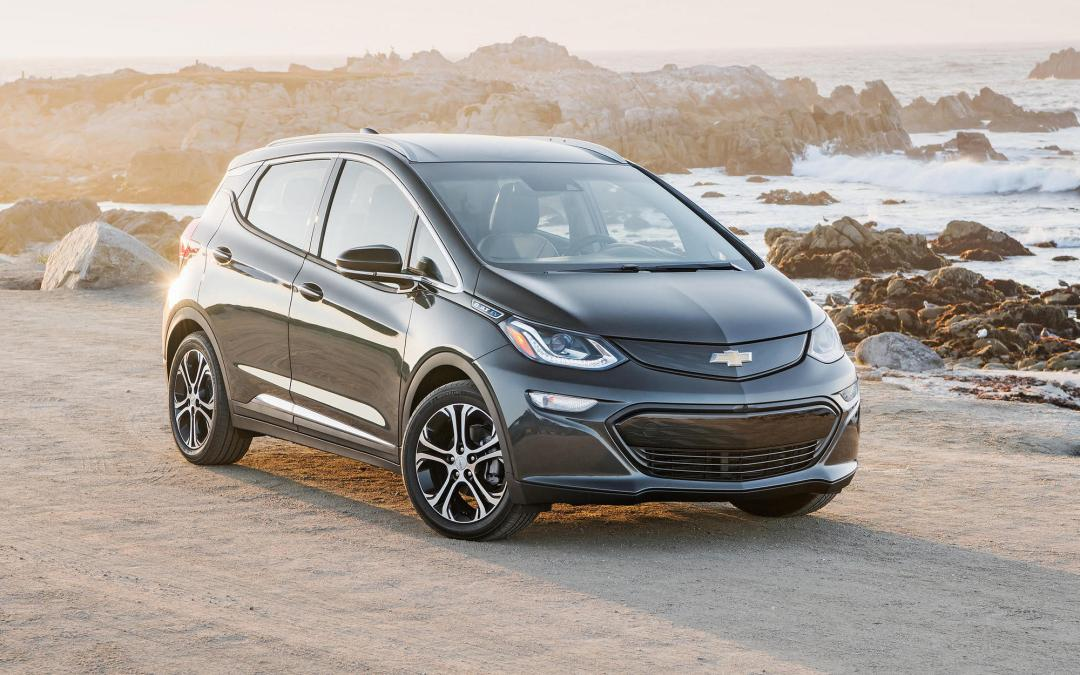 Road Test: 2017 Chevrolet Bolt EV Premier