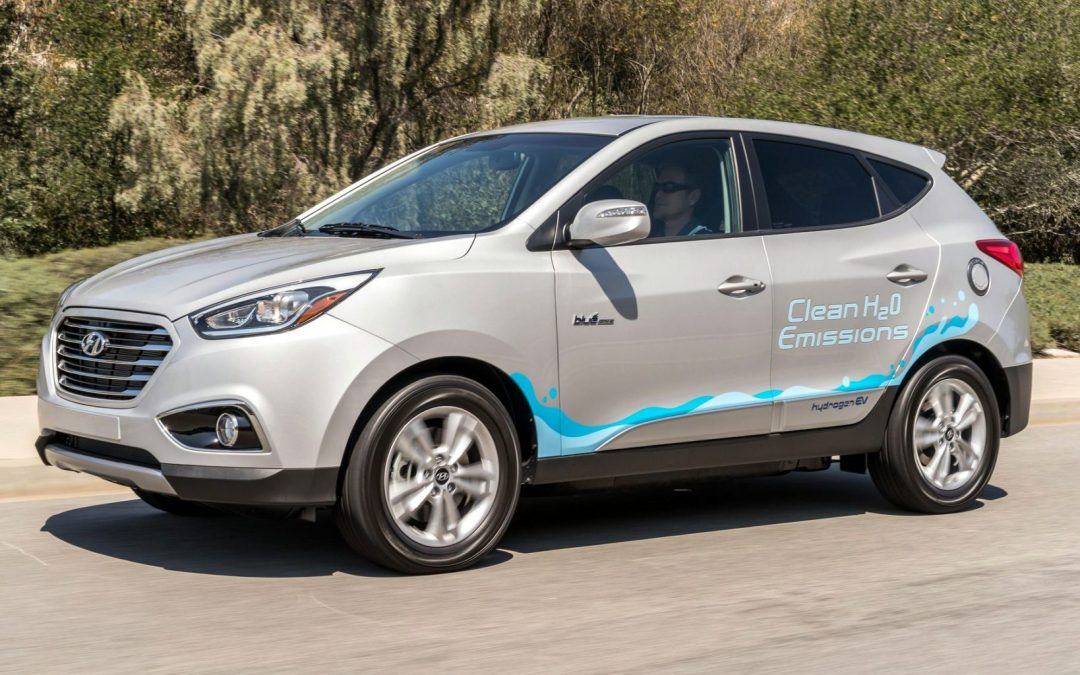 Road Test: 2017 Hyundai Tucson Hydrogen Fuel Cell