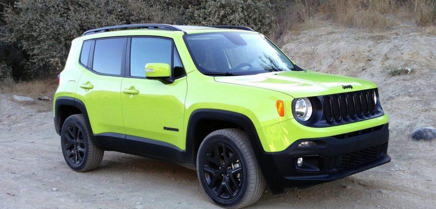 road test  jeep renegade altitude clean fleet report