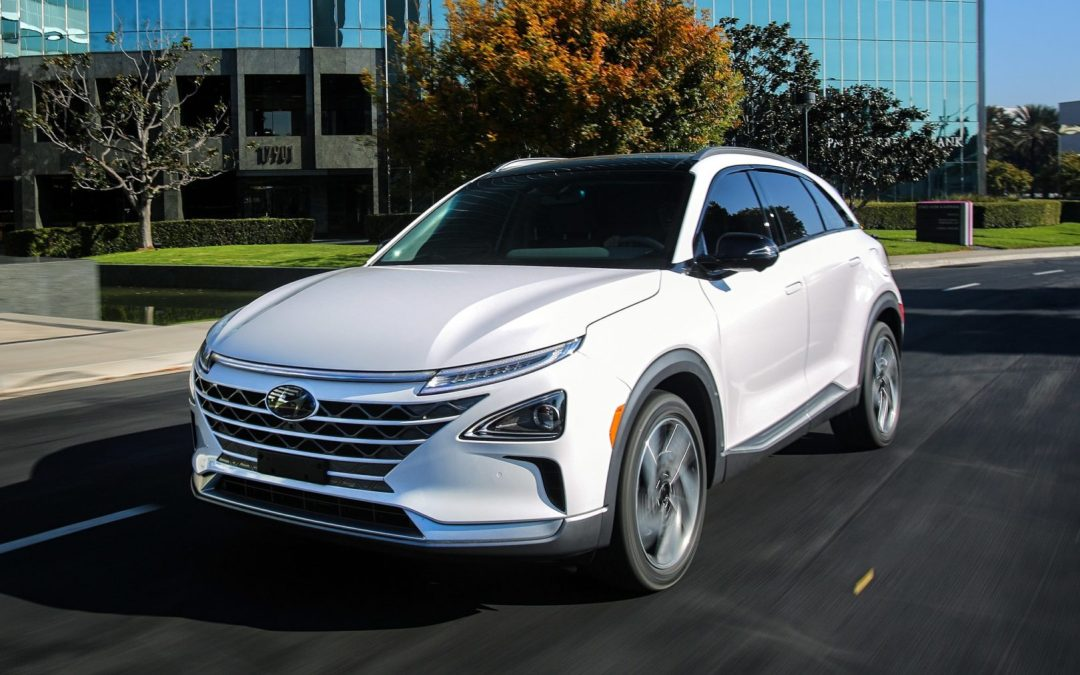 News: 2019 Hyundai Nexo FCEV