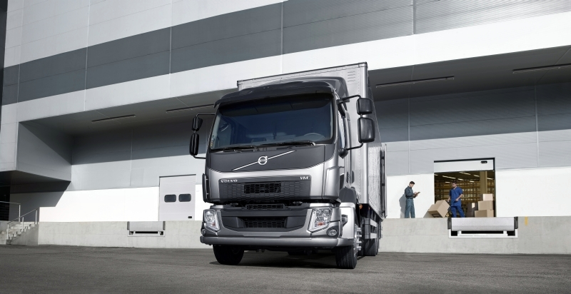 Electric Volvo Trucks