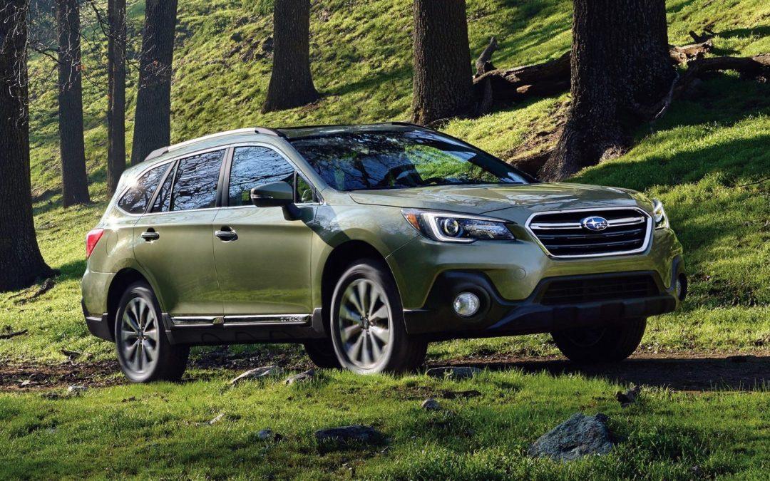 Road Test: 2018 Subaru Outback 2.5i Touring