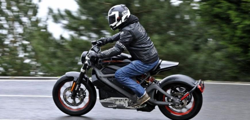 Harley-Dvisdson LiveWire