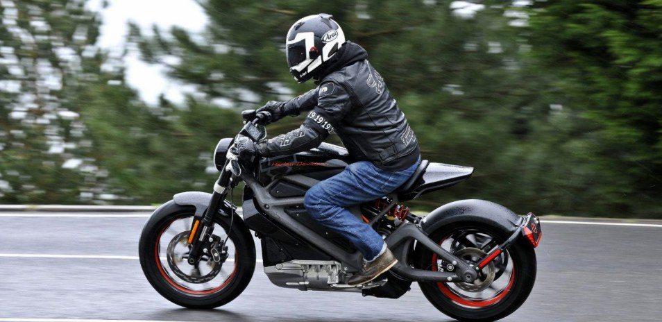 News: Harley-Davidson Electric Motorcycle Coming in 2019