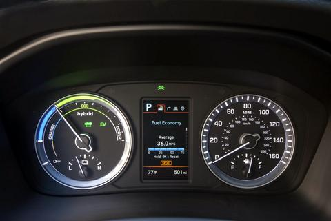 2018 Hyundai Sonata Hybrids