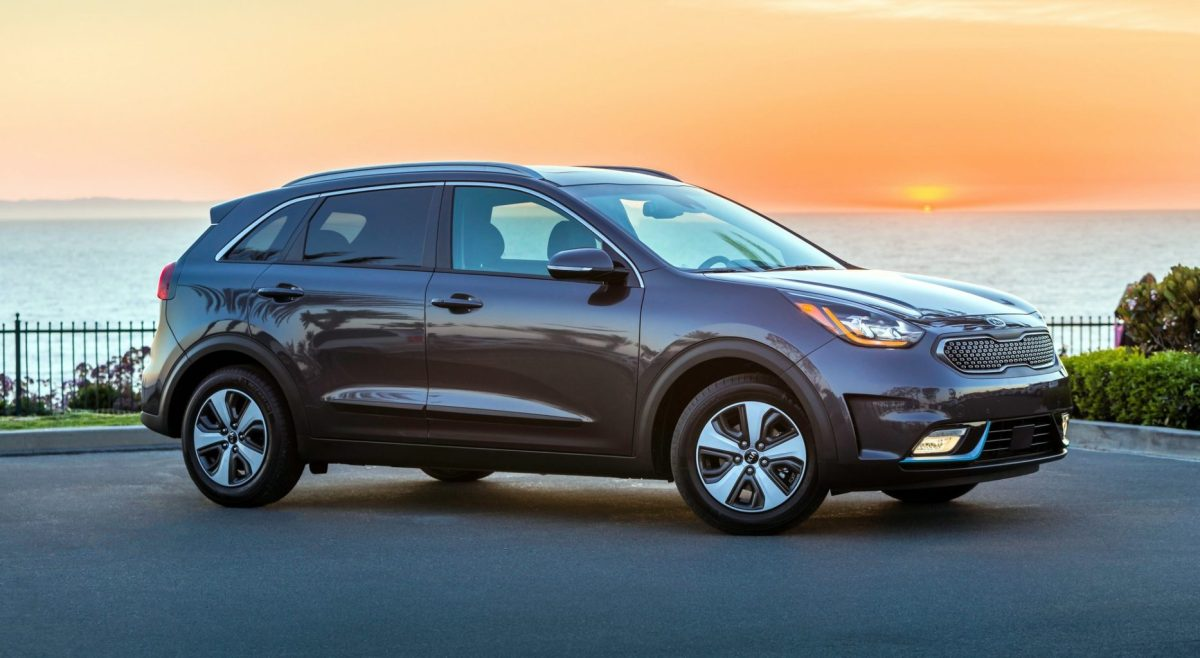 Road Test: 2018 Kia Niro Plug-in Hybrid