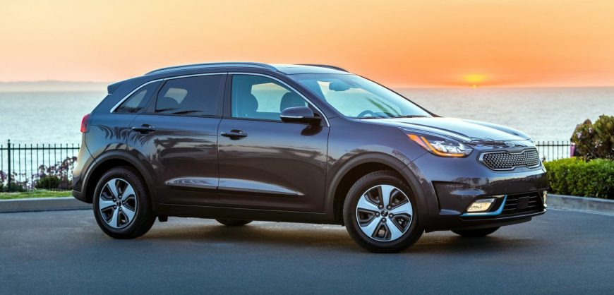 Road Test 2018 Kia Niro Phev Clean Fleet Report
