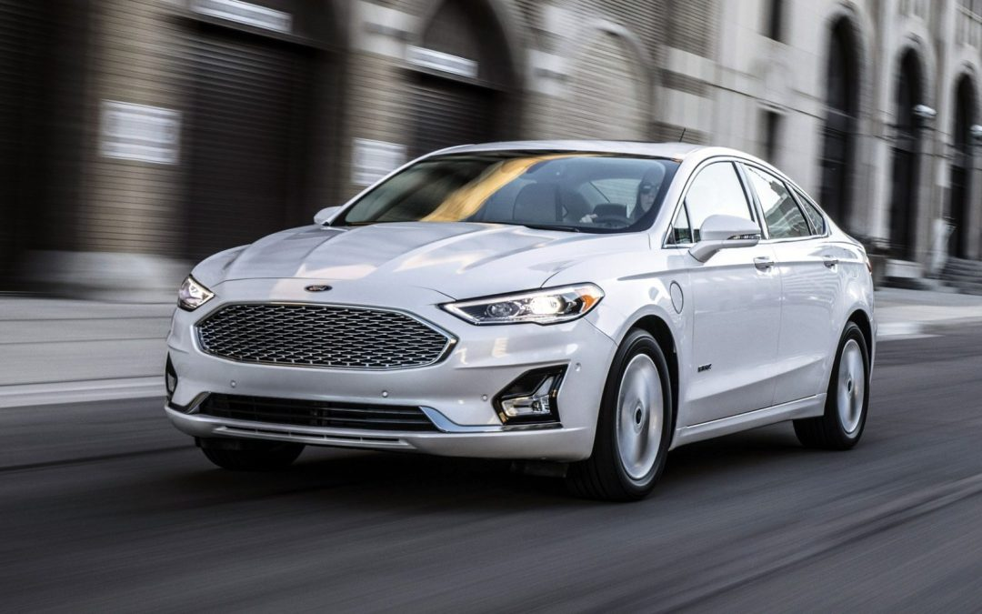 News: 2019 Ford Fusion Energi Gains EV Range And Safety Tech