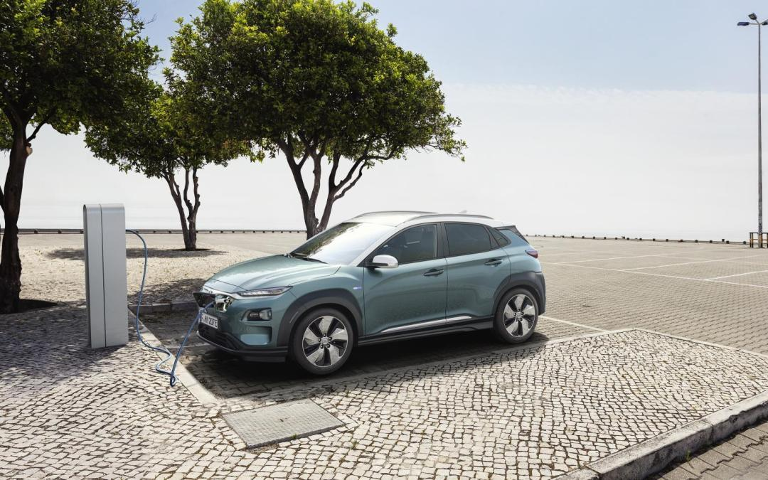 News: Hyundai Kona Electric Revealed in Advance of Geneva Show