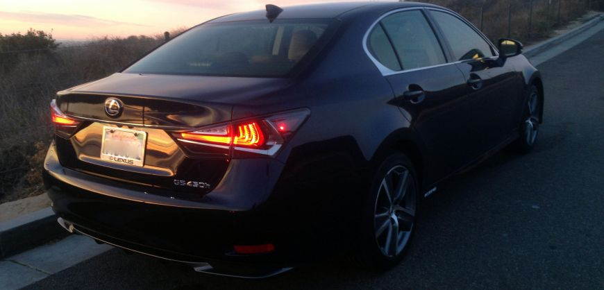 Road Test: 2018 Lexus GS 450h - Clean Fleet Report
