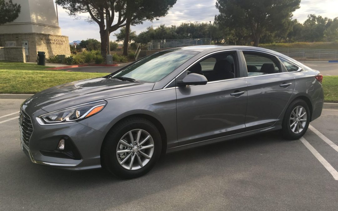 Road Test: 2018 Hyundai Sonata Eco