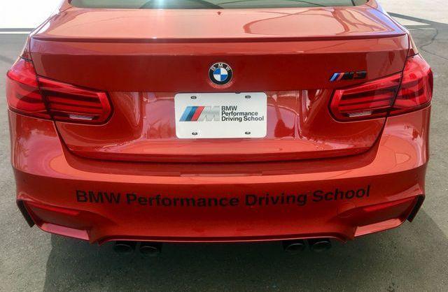 BMW Performance School