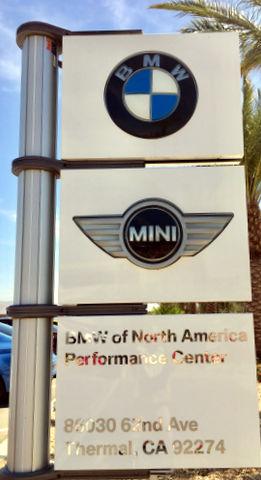 BMW Performance Cneter