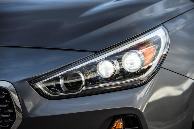 2018 EHyundai lantra GT Sport