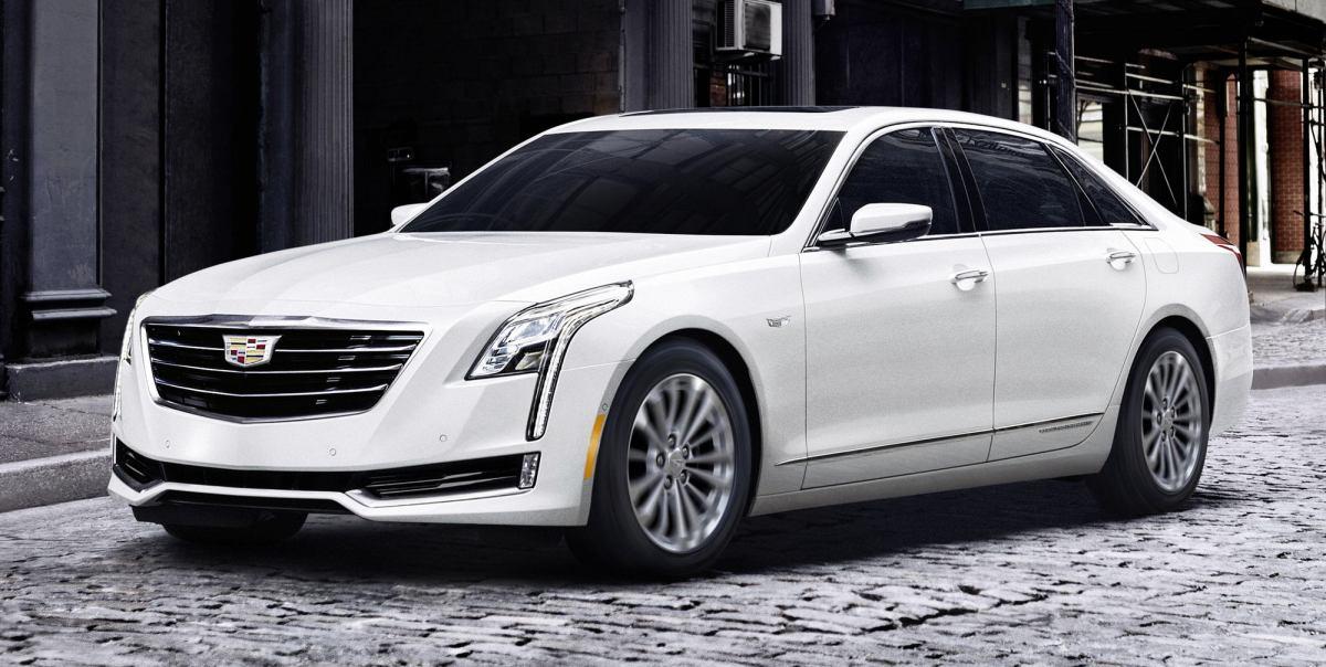 2018 Cadillac CT6 PHEV