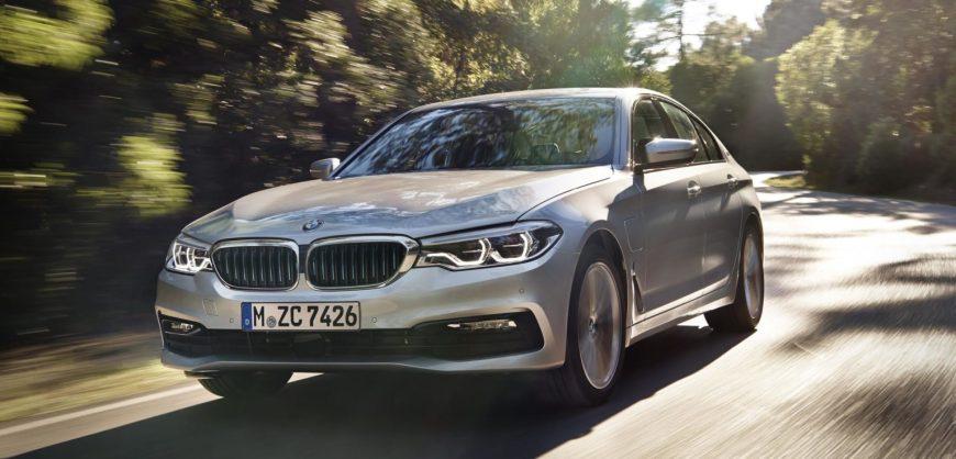 2018 BMW 530e xDrive