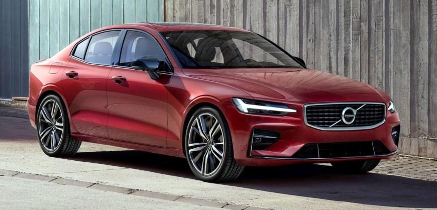2019 Volvo S60 PHEV