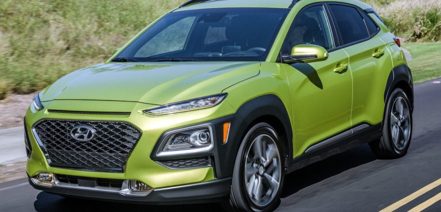 road test 2018 hyundai kona ultimate awd clean fleet report. Black Bedroom Furniture Sets. Home Design Ideas