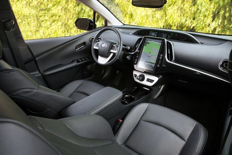 2018 Toyota Prius Prime PHEV
