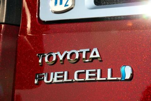Toyota Project Portal fuel cell Class 8 truck